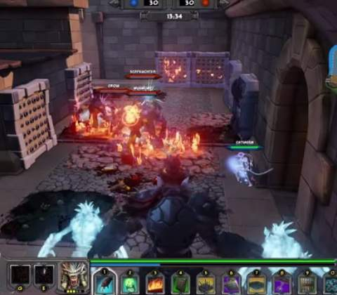 Orcs Must Die! Unchained in-game screenshot 3