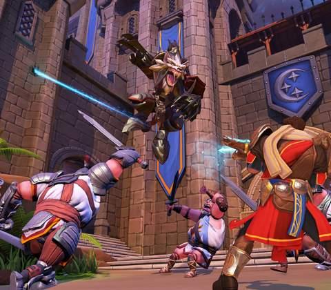 Orcs Must Die! Unchained in-game screenshot 5