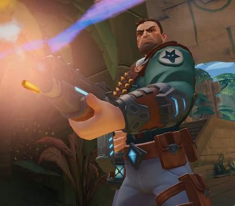 Paladins in-game screenshot 3