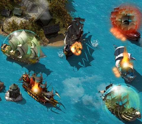 Pirate Storm in-game screenshot 4