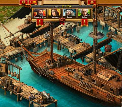 Pirates: Tides of Fortune in-game screenshot 12