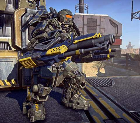 PlanetSide 2 in-game screenshot 4