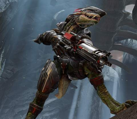 Quake Champions in-game screenshot 14