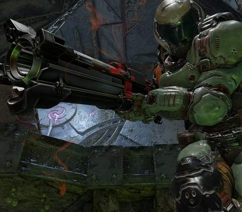 Quake Champions in-game screenshot 16