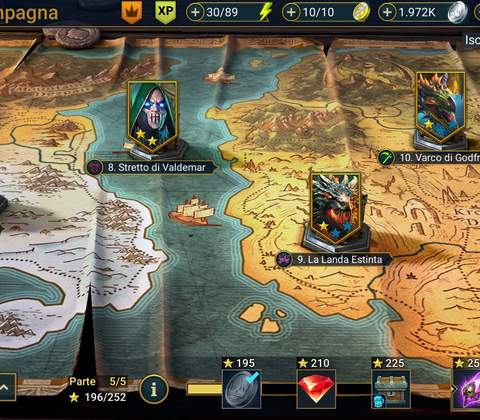 RAID: Shadow Legends in-game screenshot 14