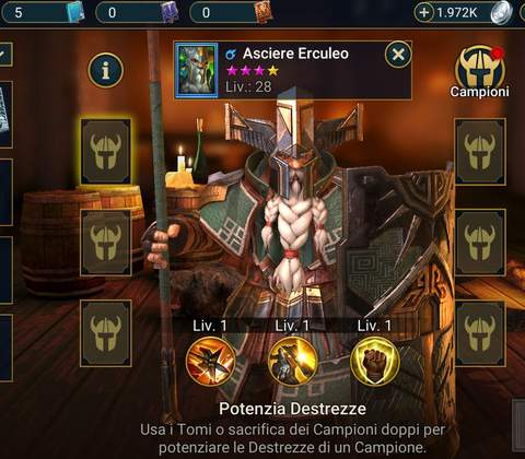 RAID: Shadow Legends in-game screenshot 36