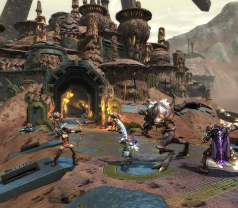 Rift in-game screenshot 1