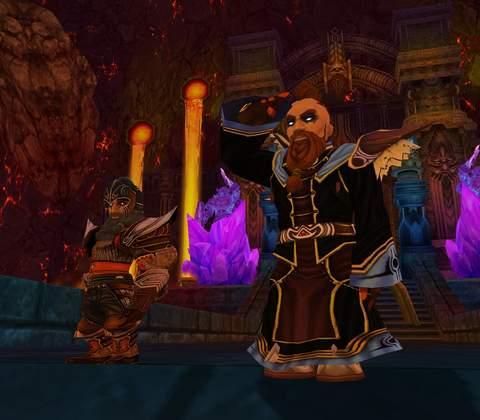 Runes of Magic in-game screenshot 6