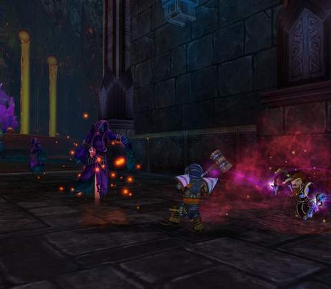 Runes of Magic in-game screenshot 1