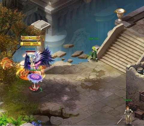 SAO's Legend in-game screenshot 3