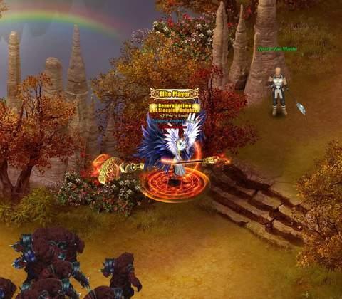 SAO's Legend in-game screenshot 4