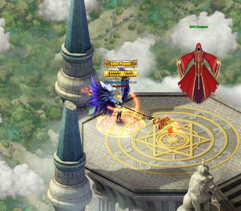 SAO's Legend in-game screenshot 5