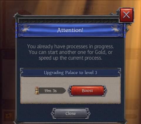 Throne: Kingdom at War in-game screenshot 5