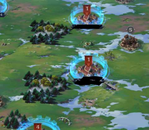 Throne: Kingdom at War in-game screenshot 6