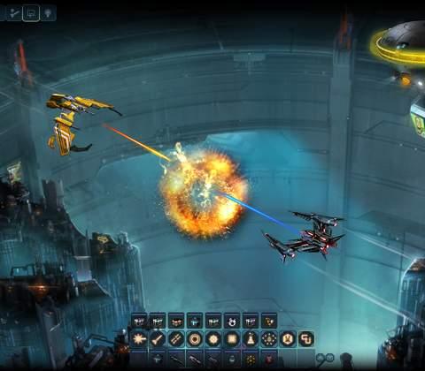 Dark Orbit in-game screenshot 5