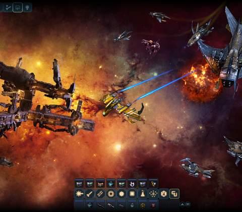 Dark Orbit in-game screenshot 1