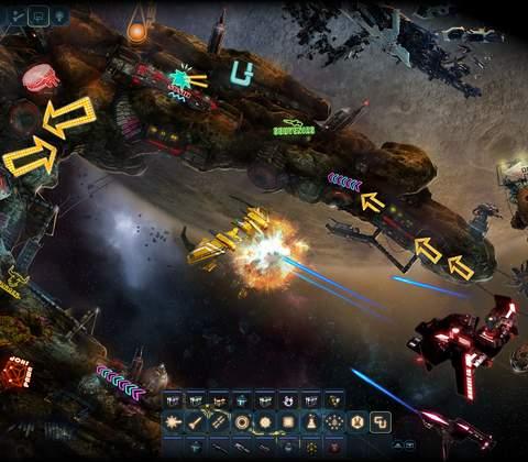 Dark Orbit in-game screenshot 2