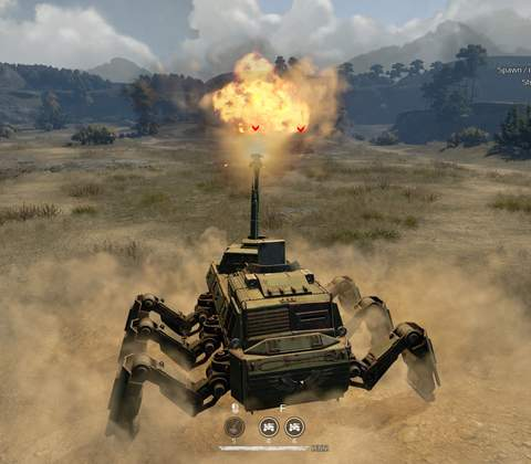 Crossout in-game screenshot 4
