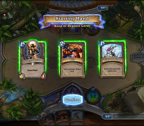 Hearthstone: Heroes of Warcraft in-game screenshot 5