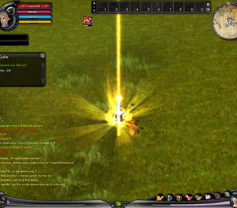 Shaiya in-game screenshot 4