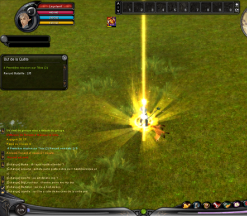 Shaiya in-game screenshot 4