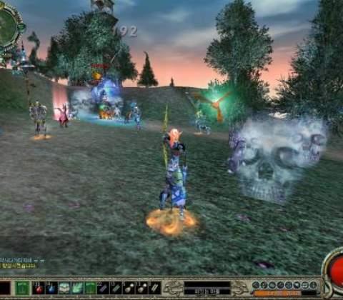Shaiya in-game screenshot 1