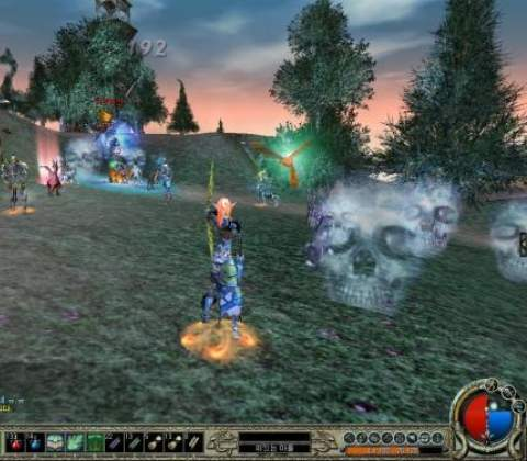 Shaiya in-game screenshot 5