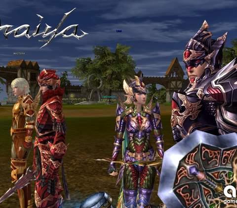 Shaiya in-game screenshot 6
