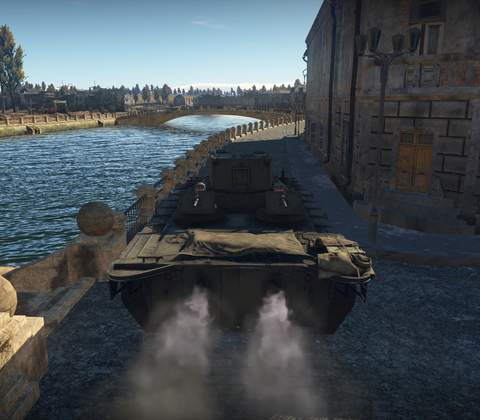 War Thunder in-game screenshot 12