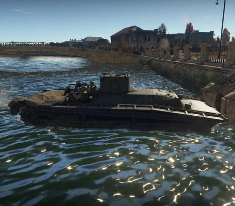 War Thunder in-game screenshot 13