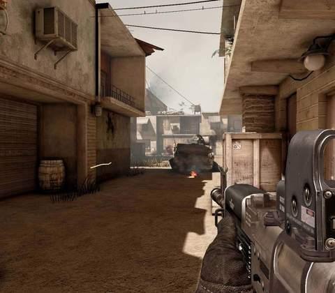 S.K.I.L.L in-game screenshot 1