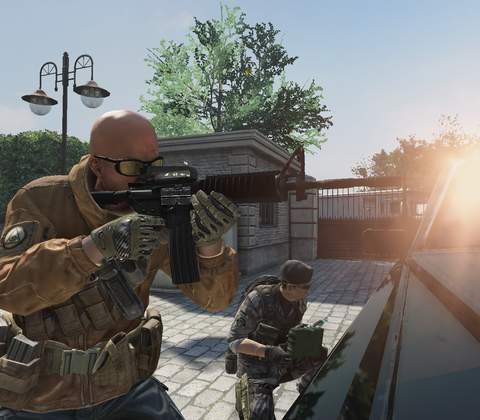 S.K.I.L.L in-game screenshot 2