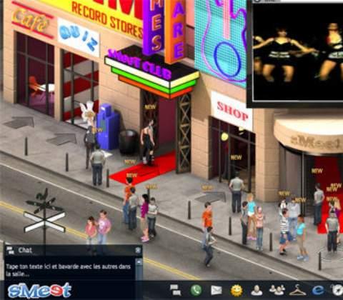 Smeet in-game screenshot 3