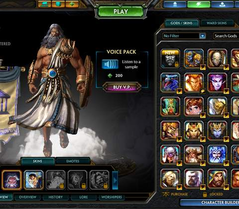 Smite in-game screenshot 7