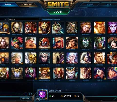 Smite in-game screenshot 11