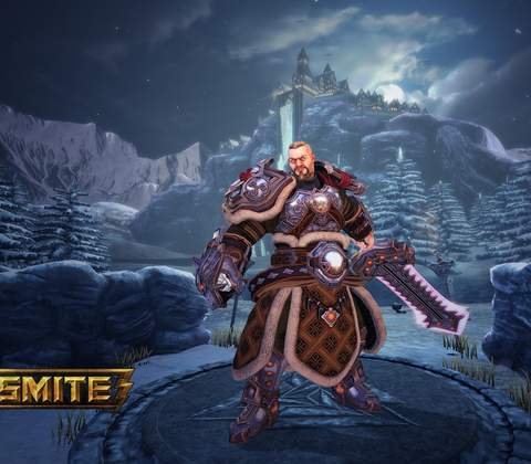 Smite in-game screenshot 1