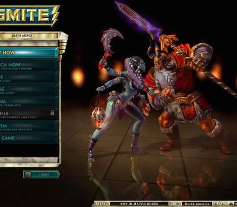 Smite in-game screenshot 6