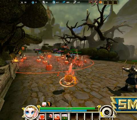 Smite in-game screenshot 5