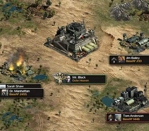 Soldiers Inc. in-game screenshot 2