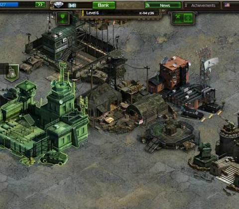 Soldiers Inc. in-game screenshot 1