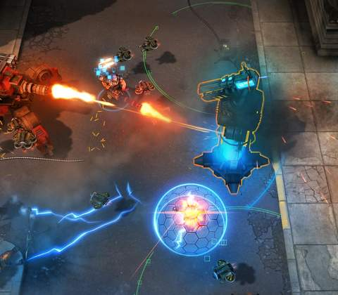 Shards of War in-game screenshot 5