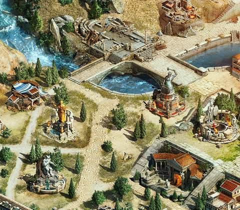 Sparta: War of Empires in-game screenshot 10