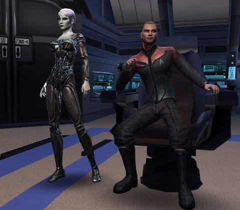 Star Trek Online in-game screenshot 4