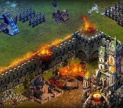 Stormfall: Age of War in-game screenshot 7