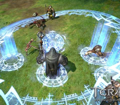 TERA in-game screenshot 4