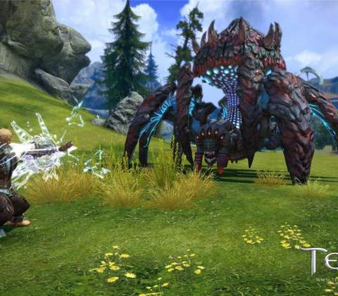 TERA in-game screenshot 10