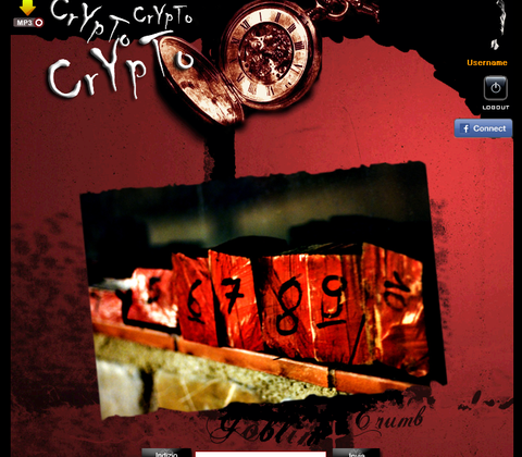 The Crypto in-game screenshot 1