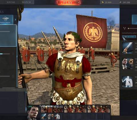 Total War: Arena in-game screenshot 3