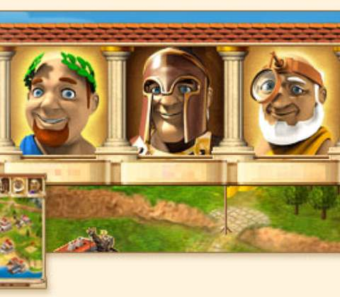 Ikariam in-game screenshot 5