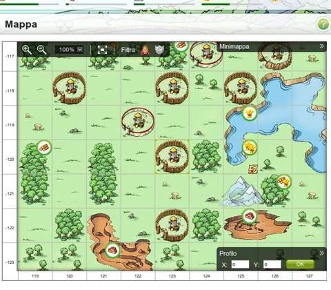 Travian in-game screenshot 4